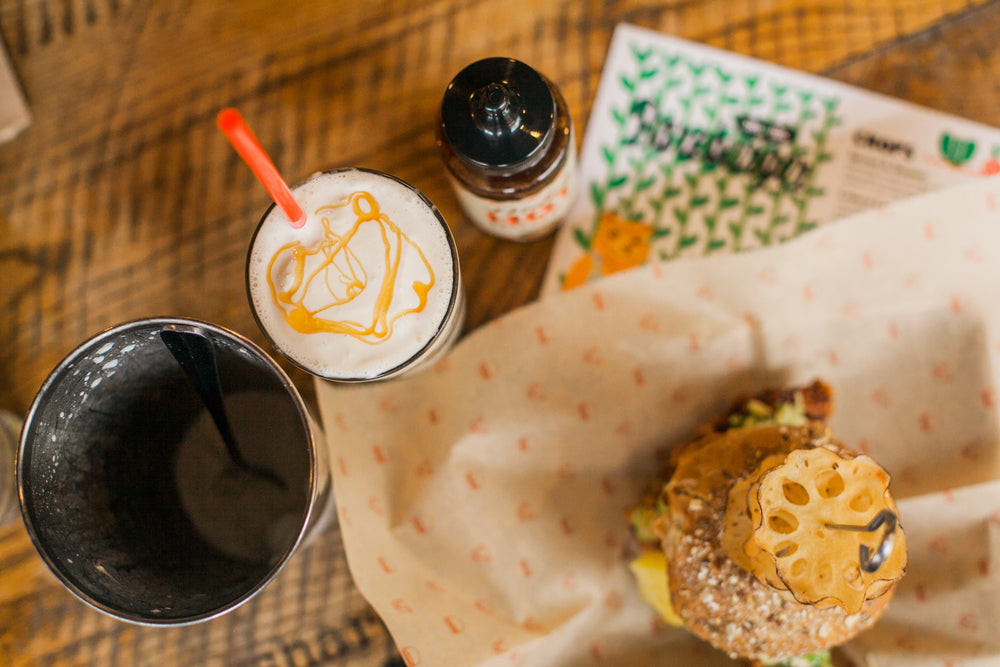 On The Menu:  Bareburger