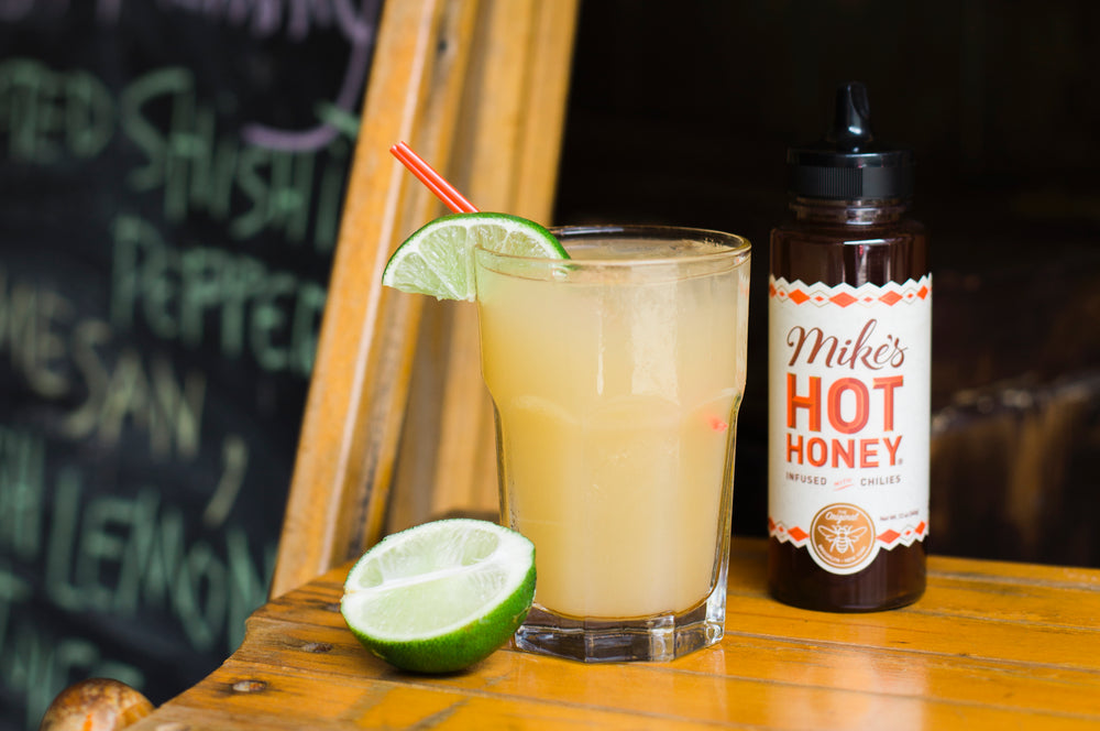 Mike's Hot Honey Paloma