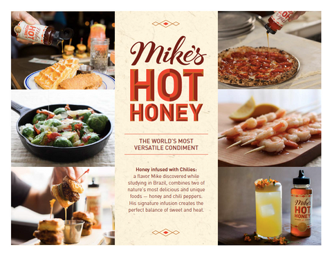 Mike's Hot Honey Downloadable PDF Recipe Book