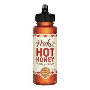 Mike's Hot Honey 12 oz Squeeze Bottle (case of 12)