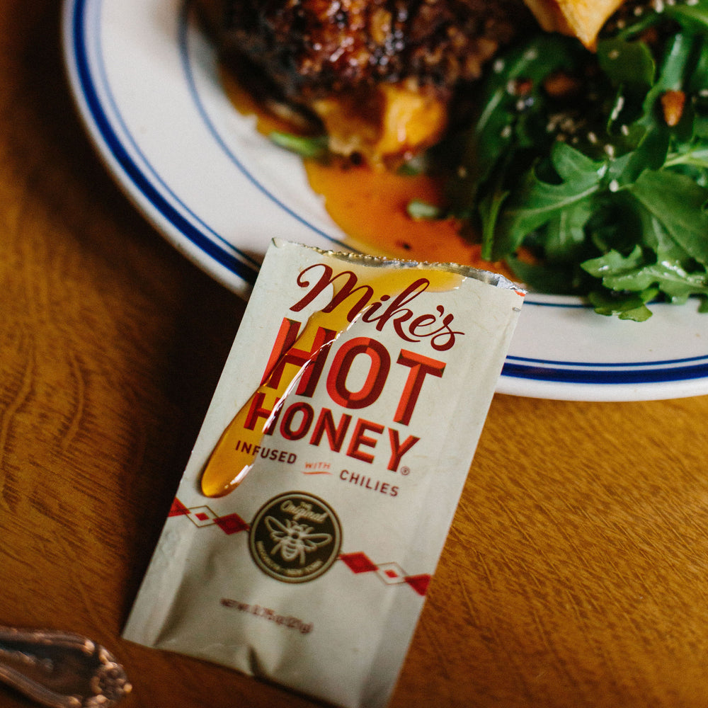 Mike's Hot Honey Squeeze Packet