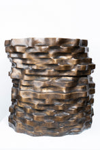 Load image into Gallery viewer, DOUGLAS YOUNG - COPPER COINS STOOL