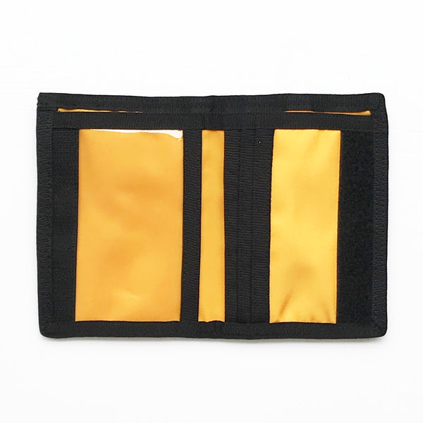 Letterbox Lightweight Wallet, Dark Yellow