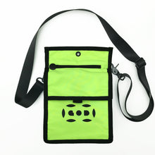 Load image into Gallery viewer, Letterbox Lightweight Pouch, Neon Yellow