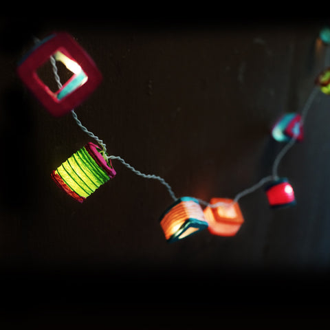 'Mini Lanterns' decorative lights (string of 12)