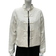 Load image into Gallery viewer, Tailored Short Jacket, Ivory