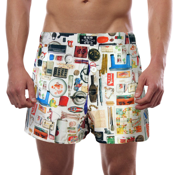 'Paraphernalia' men's boxer shorts