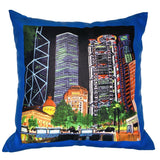 diFV Skyscapers Cushion Cover (45 x 45 cm)