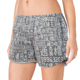 'Plumber' women boxer shorts