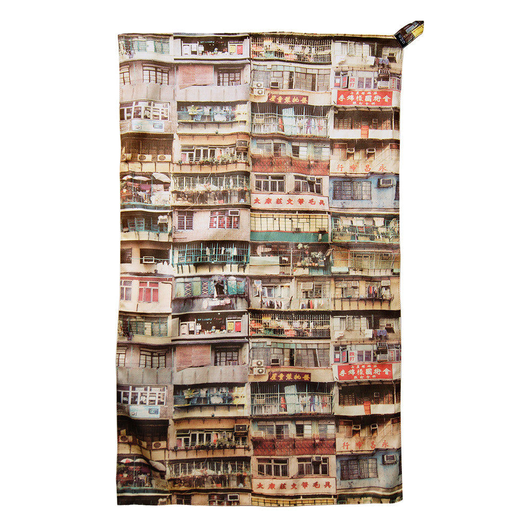 'Yaumati' tea towel
