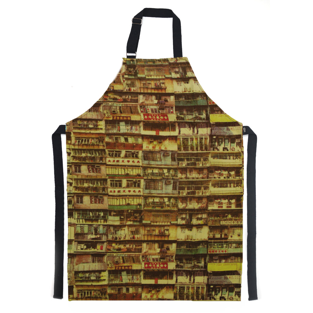 'YAUMATI' Apron, Multi Colour