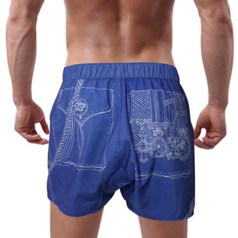 'Holland King' men boxer shorts | Goods of Desire