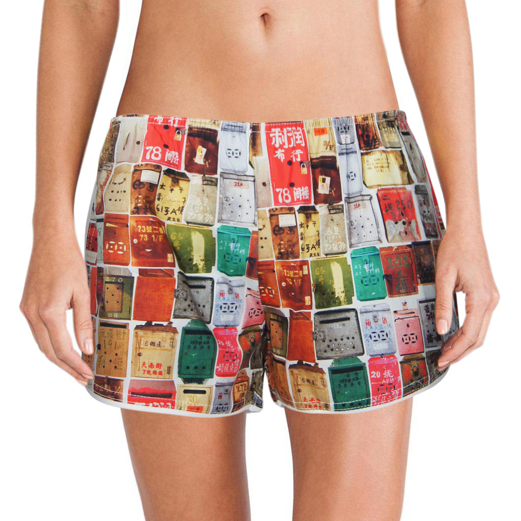 Goods of Desire 'Letterbox' women boxer shorts