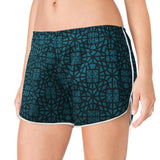 Goods of Desire 'Indigo Double Happiness' women boxer shorts