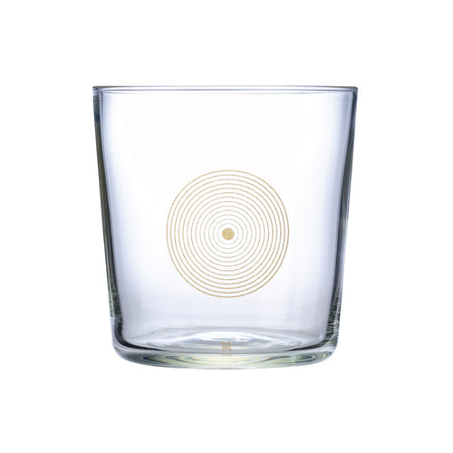 Loveramics Urban Glass 330ml glass tumbler (Dot)