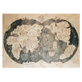 'World map' placemat