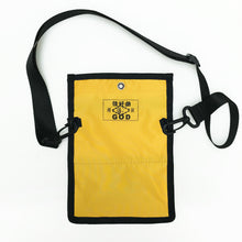 Load image into Gallery viewer, Letterbox Lightweight Pouch, Dark Yellow