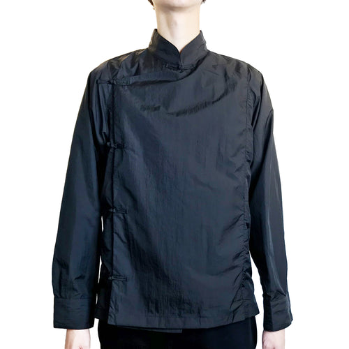 Water Repellent Jacket, Black
