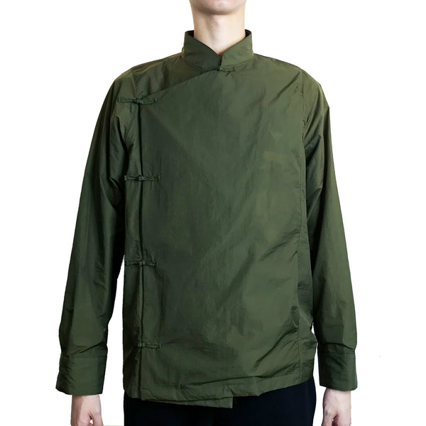 Water Repellent Jacket, Army Green