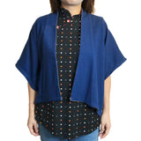 2 way Cardigan, Navy