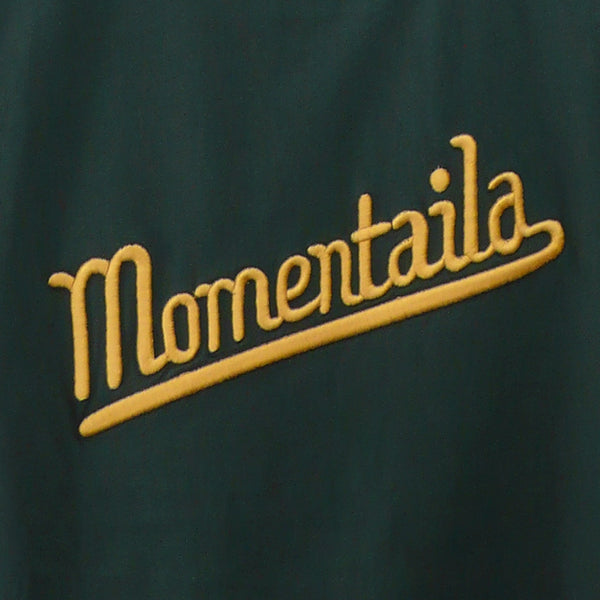 'Momentaila'  tee (forest green)