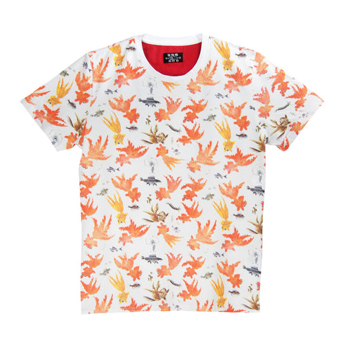 'Goldfish' t-shirt (Orange)