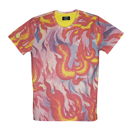 'Red Flame' T-shirt