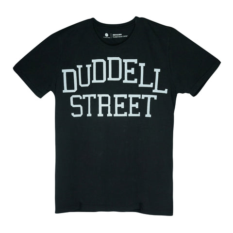 'Duddell Street College' T-shirt (Black)