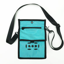 Load image into Gallery viewer, Letterbox Lightweight Pouch, Aqua