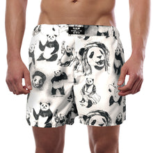 Load image into Gallery viewer, 'Pandas!' Men's boxer shorts