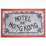 'Hotel de Hong Kong' bath mat, Homeware, Goods of Desire, Goods of Desire