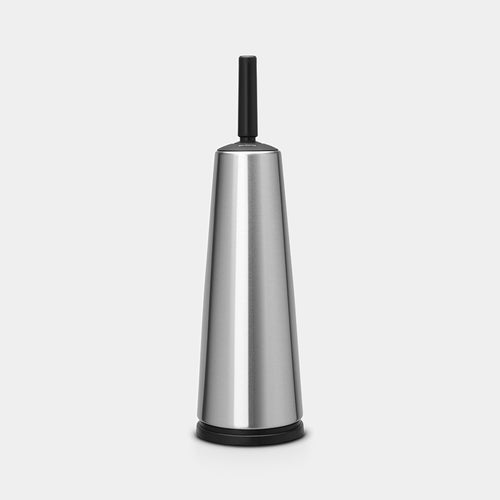 Toilet Brush & Holder Classic, Matt Steel by Brabantia