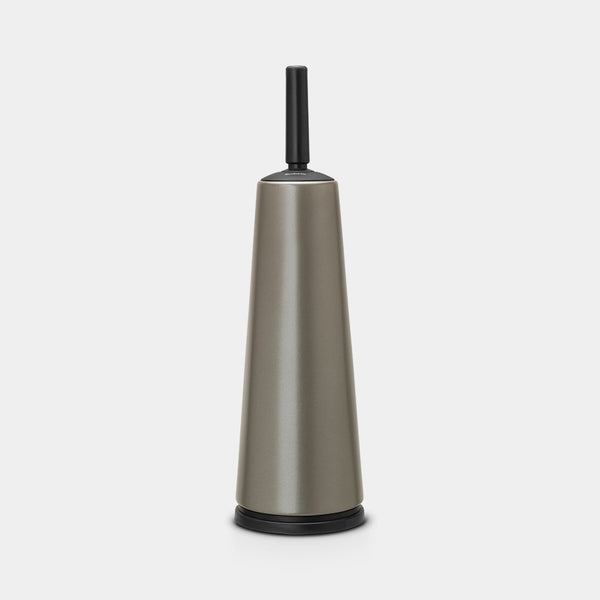 Toilet Brush & Holder Classic, Platinum by Brabantia