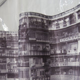 'Yaumati' shower curtain