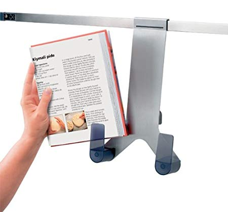 Cookbook and Scales Holder by Brabantia