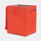Stackable Laundry Box 35L, Warm Red by Brabantia
