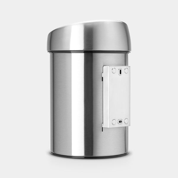 Touch Bin 3L, Matt Steel by Brabantia