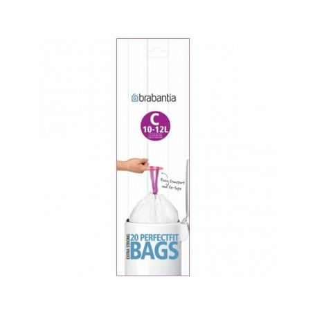 Garbage Bag 12L, 20 pcs/pack by Brabantia
