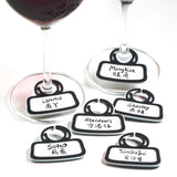 'Hong Kong Street Signs' wine markers - 'Districts' (double-sided), Tabletop & Entertaining, Goods of Desire, Goods of Desire
