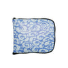 'Clouds' zip-wallet shopping bag