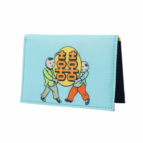 'Happy Happy' card case