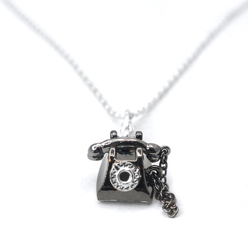 HK Charm with necklace - Telephone