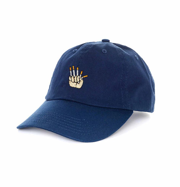 Carnaby Fair '5 Cigarettes' Cap, Navy