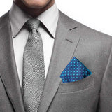 'Goldfish' pocket square