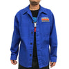 'Wanchai Industrial Workwear' Jacket, Royal Blue