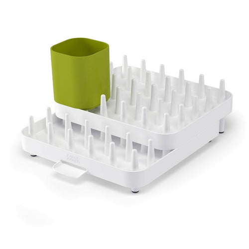 CONNECT Dish Drainer, White by Joseph Joseph