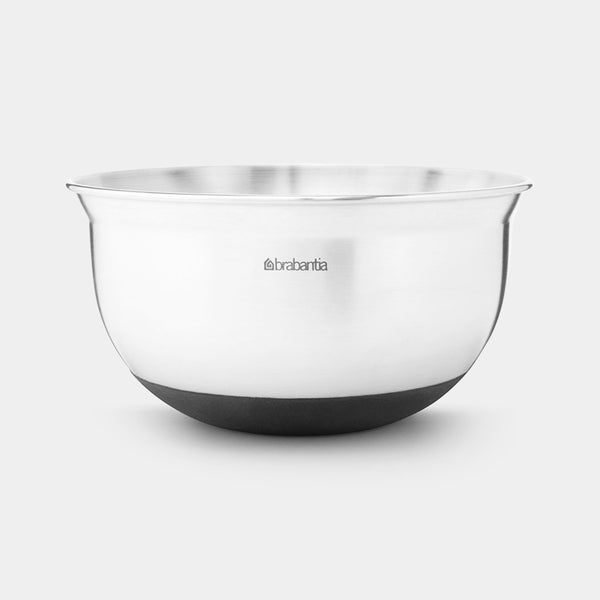 Mixing Bowl 1L, Matt Steel by Brabantia