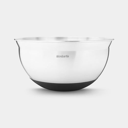Mixing Bowl 1.6L, Matt Steel by Brabantia