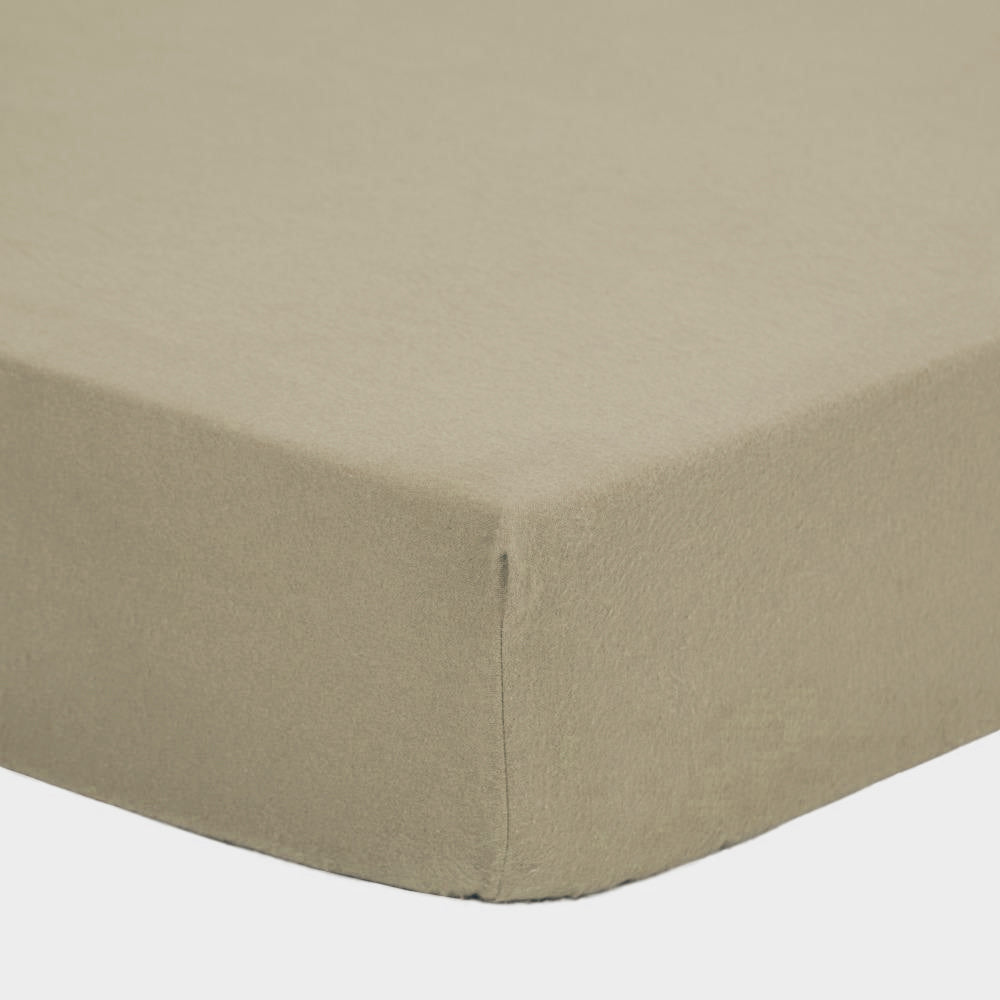 BIG Living Fitted Sheet, Eucalyptus
