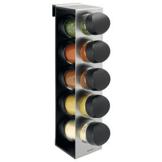 Herb Rack with 5 Jars by Brabantia